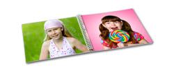 Fotobook Spirale - Fotobook Spirale 21x21