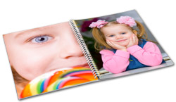 Fotobook Spirale - Fotobook Spirale 21x29