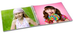 Fotobook Spirale - Fotobook Spirale 30x30