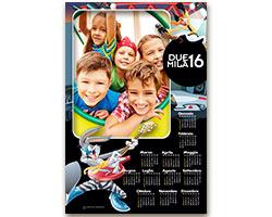 Calendari Looney Tunes - Calendario fotografico 30x45 Bugs Bunny
