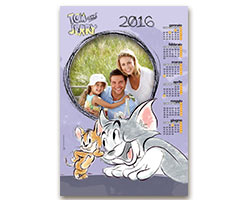 Calendari Looney Tunes - Seipiùsei Tom & Jerry 2