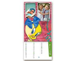 Calendari Looney Tunes - Fogli Staccabili Tweety