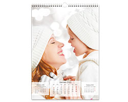 Calendari Multipagina Classici - Calendario A3