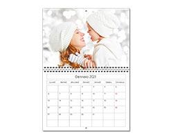 Calendari Multipagina Classici - Calendario giorni personalizzabili