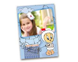 Calendari Multipagina Looney Tunes - Calendario A4 Tweety