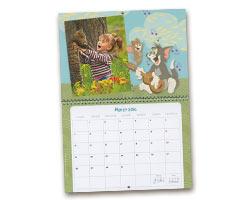 Calendari Multipagina Looney Tunes - Calendario Big giorni personalizzabili Tom & Jerry