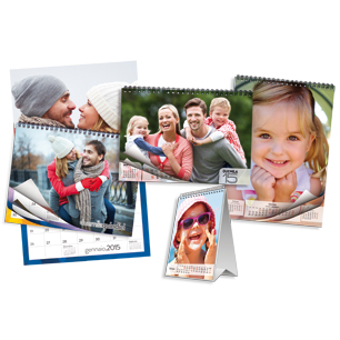 Photos Calendriers - Calendriers Multi-Page Classiques