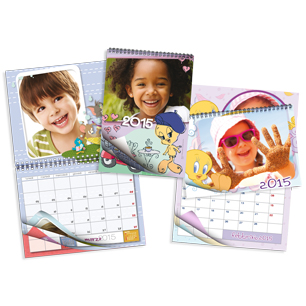 Photos Calendriers - Calendriers Multi-page<br>Tweety