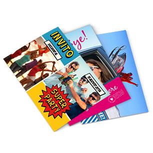Cartes de Voeux et Cartes Postales - Cartes de voeux photographiques