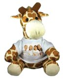 Peluches - Giraffa Dolly