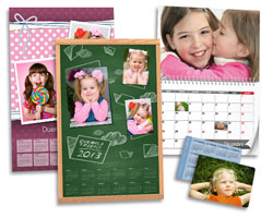Prodotti - Calendari
