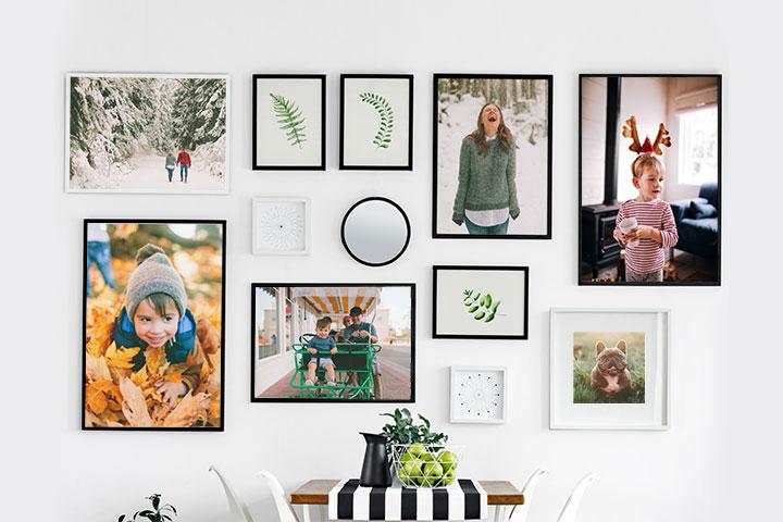 Alcune idee uniche per personalizzare le pareti di casa - Quadri per sala da pranzo ...