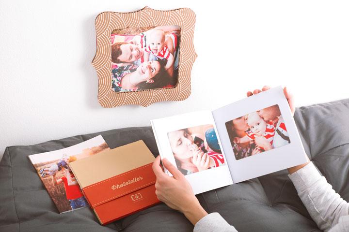 034487c313 La stampa fotolibri da smartphone non è mai stata così facile! Con la app  gratuita Rikorda Fast Print puoi utilizzare le foto più belle scattate col  tuo ...