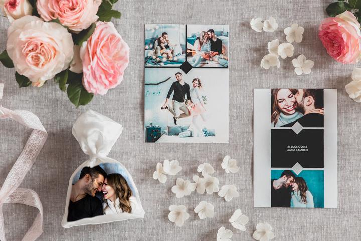 Idee Per Il Matrimonio Fai Da Te : Idee matrimonio personalizzale con le vostre foto