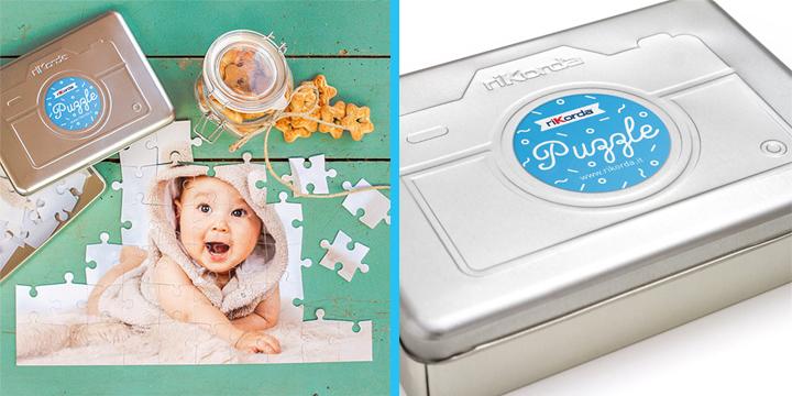 Regali per Bambini: Foto Puzzle