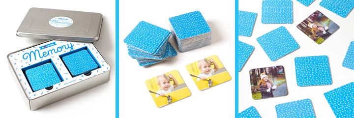 Regali per bambini: Gioco Memory Personalizzato