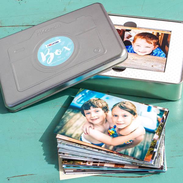 Rikorda Box Box con 150 foto 10x15 o 12x18 ciaoalt