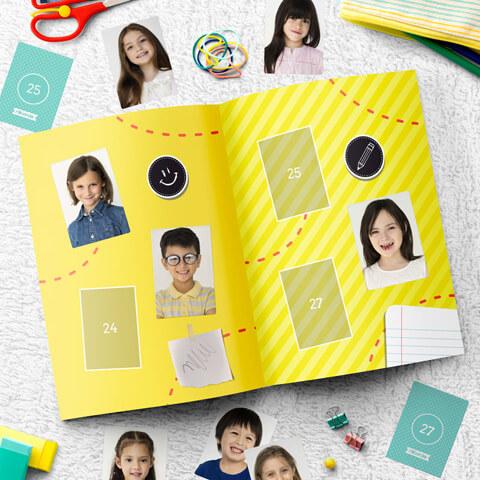 Album Figurine Scuola Album Figurine Personalizzato Scuola