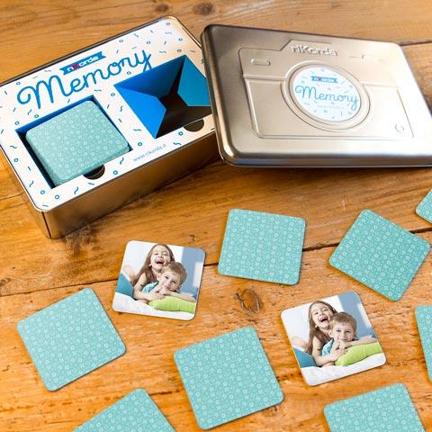 Memory Memory con foto da 24 tessere