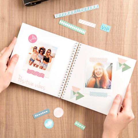 Scrapbook Album porta foto scrapbook