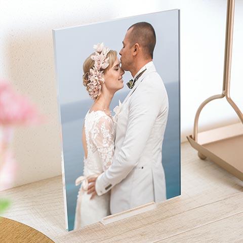 Portafoto Plexiglass Fotoquadro 10 x 15, 13 x 19 cm