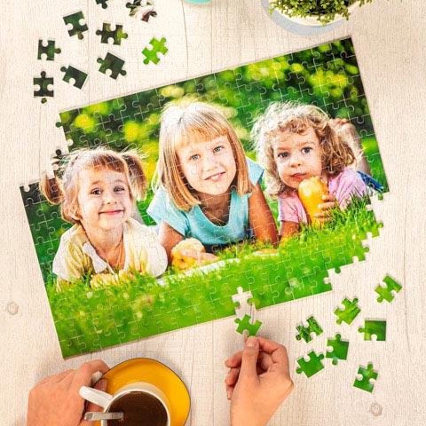 Foto Puzzle Puzzle Personalizzato nei formati 20x30 e 30x45