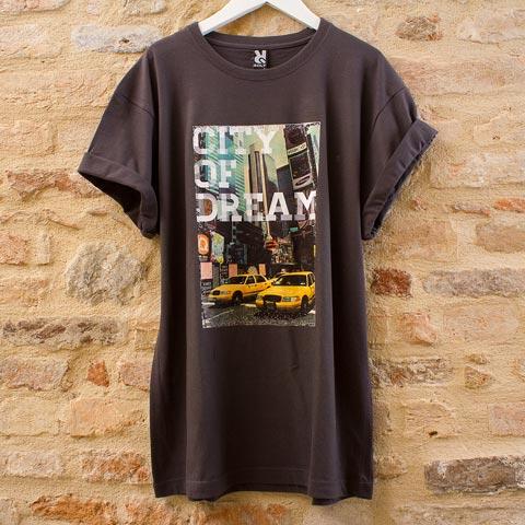 T Shirts Unisex personalizzata Maglie personalizzate 100% cotone