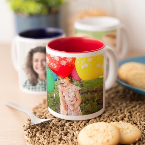 Tazza in ceramica Tazza personalizzata con foto